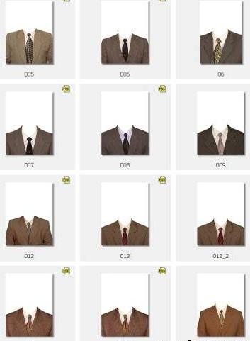 Мужские костюмы шаблоны для